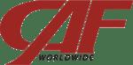 CAF Worldwide logo